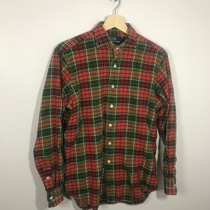 Polo by Ralph Lauren Flannel Shirt